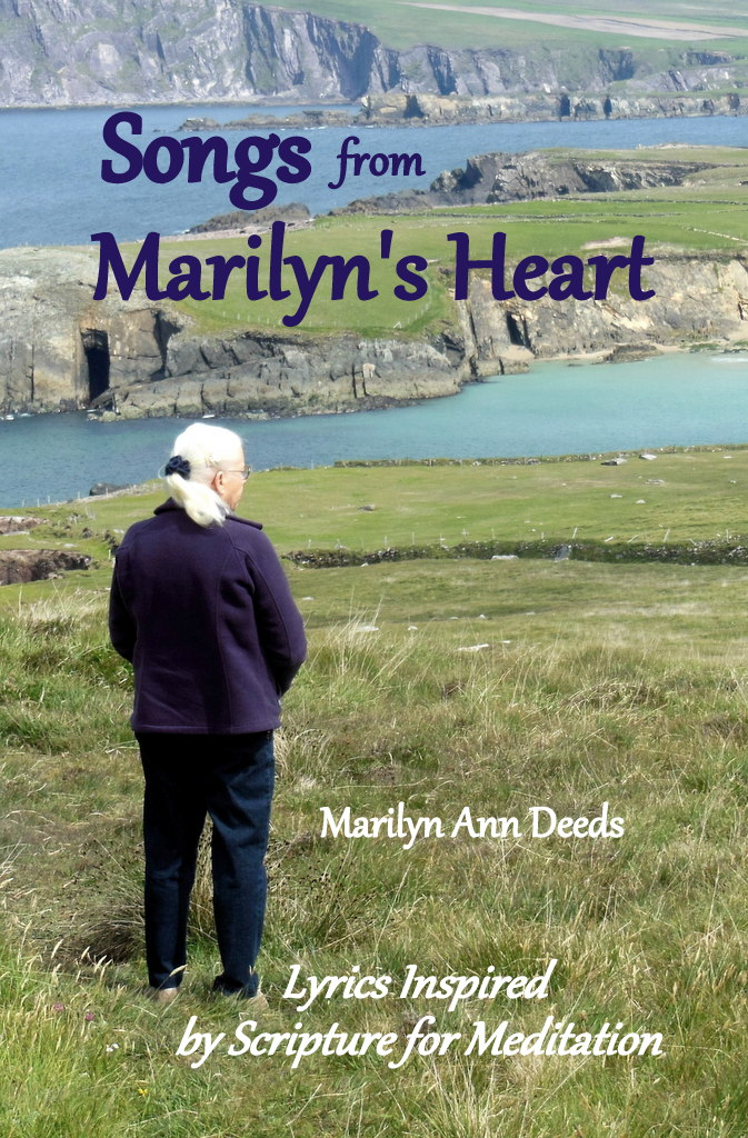 Songs from Marilyns Heart Book                                   Cover